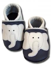 Lederpuschen Elefant
